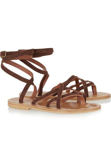 Jen Spring Sandal
